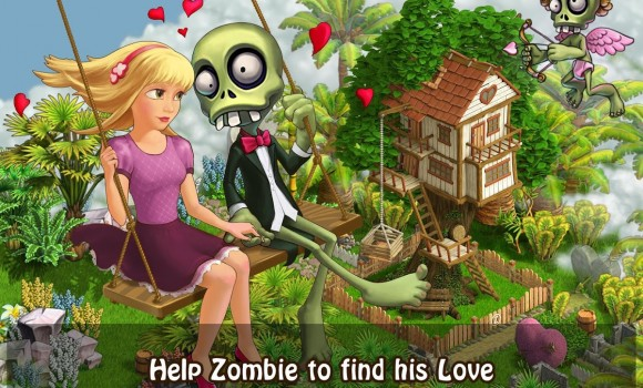 Zombie Castaways Ekran Görüntüleri - 1