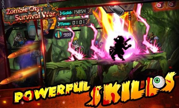 Zombie City:Survival War Ekran Görüntüleri - 5