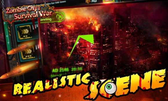 Zombie City:Survival War Ekran Görüntüleri - 2
