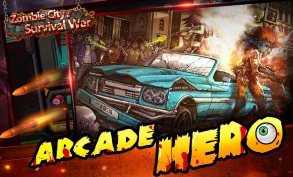 Zombie City:Survival War Ekran Görüntüleri - 1