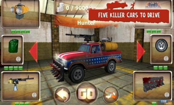 Zombie Derby Ekran Görüntüleri - 3