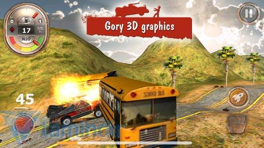 Zombie Derby Ekran Görüntüleri - 1