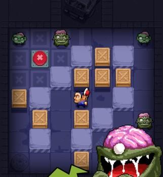 Zombie Maze: Puppy Rescue Ekran Görüntüleri - 3