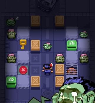 Zombie Maze: Puppy Rescue Ekran Görüntüleri - 2