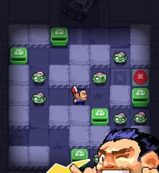 Zombie Maze: Puppy Rescue Ekran Görüntüleri - 1