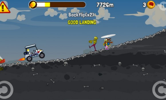 Zombie Road Trip Ekran Görüntüleri - 1