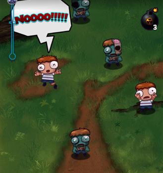 Zombie Smasher Ekran Görüntüleri - 1