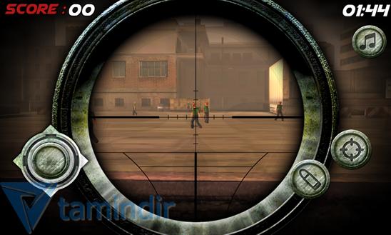 Zombie Sniper Shooting 3D Ekran Görüntüleri - 2