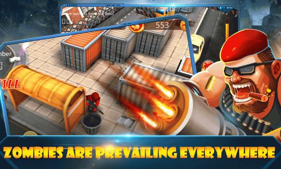 Zombie Street Battle Ekran Görüntüleri - 1