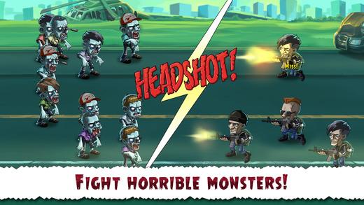 Zombie Town Story Ekran Görüntüleri - 4