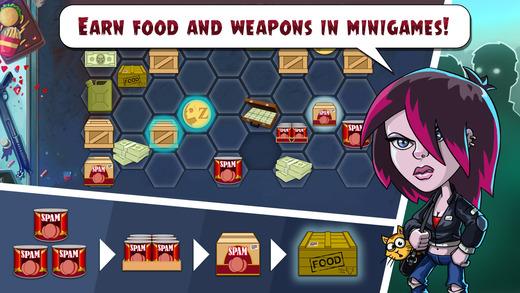 Zombie Town Story Ekran Görüntüleri - 1