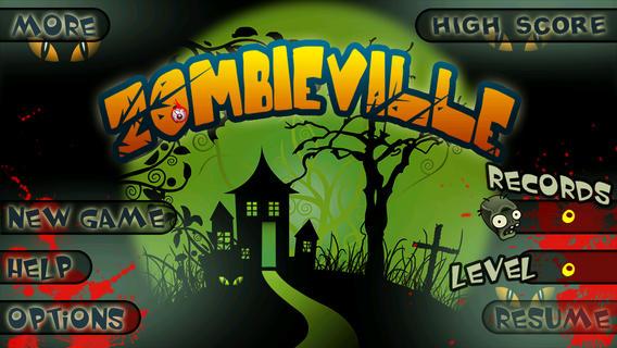 Zombie Village Ekran Görüntüleri - 1
