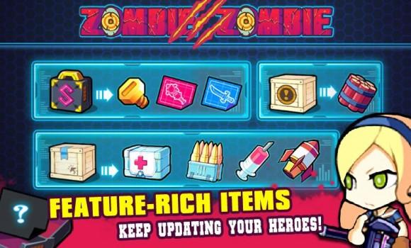Zombie Zombie Ekran Görüntüleri - 5