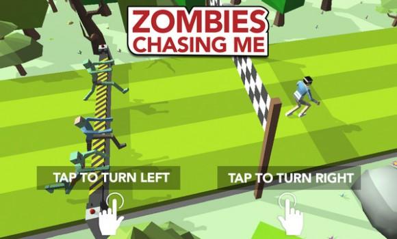 Zombies Chasing Me Ekran Görüntüleri - 5