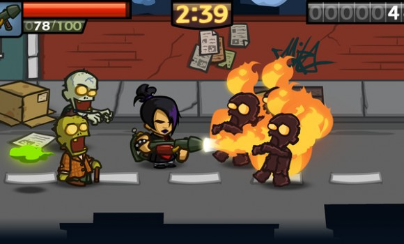 Zombieville USA 2 Ekran Görüntüleri - 4