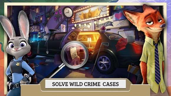 Zootopia Crime Files Ekran Görüntüleri - 3