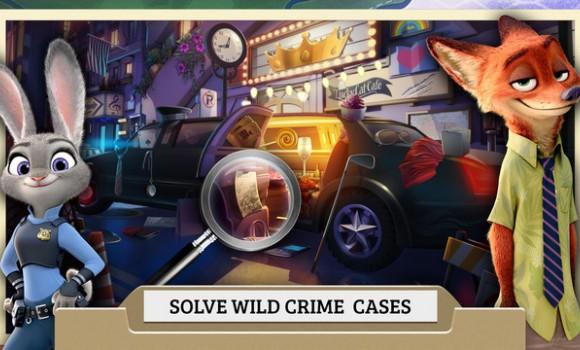 Zootopia Crime Files Ekran Görüntüleri - 5