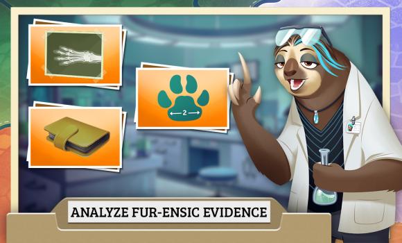 Zootopia Crime Files Ekran Görüntüleri - 2