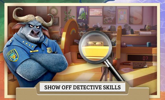 Zootopia Crime Files Ekran Görüntüleri - 4