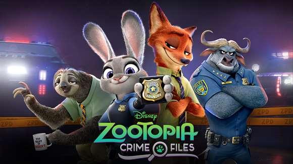 Zootopia Crime Files Ekran Görüntüleri - 1