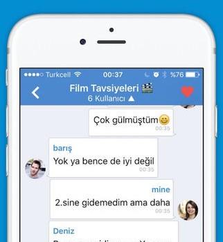 Zurna Chat Ekran Görüntüleri - 5
