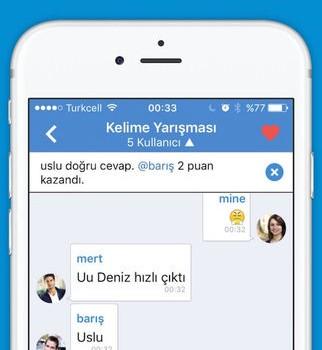 Zurna Chat Ekran Görüntüleri - 2