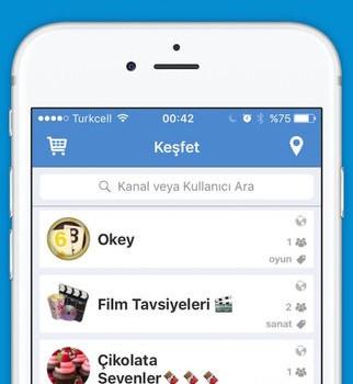 Zurna Chat Ekran Görüntüleri - 1