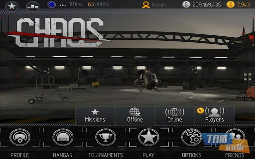 C.H.A.O.S Tournament Ekran Görüntüleri - 2