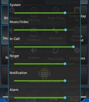 Control Panel for Android Ekran Görüntüleri - 3