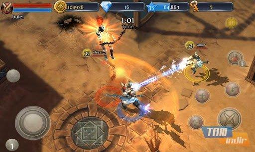 Dungeon Hunter 3 Ekran Görüntüleri - 2