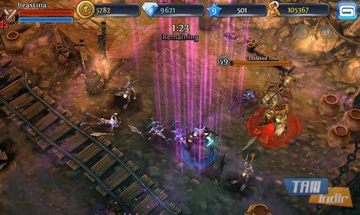 Dungeon Hunter 3 Ekran Görüntüleri - 3