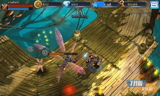 Dungeon Hunter 3 Ekran Görüntüleri - 4
