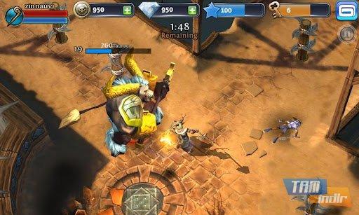 Dungeon Hunter 3 Ekran Görüntüleri - 5