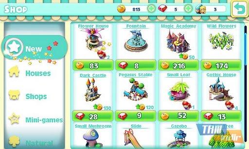Fantasy Town Ekran Görüntüleri - 5