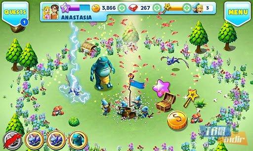 Fantasy Town Ekran Görüntüleri - 3