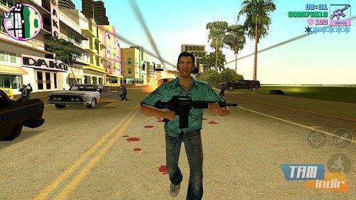Grand Theft Auto: Vice City Ekran Görüntüleri - 3