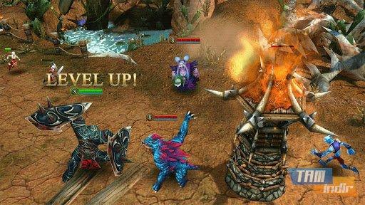Heroes of Order & Chaos Ekran Görüntüleri - 5