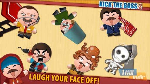 Kick the Boss 2 Ekran Görüntüleri - 4