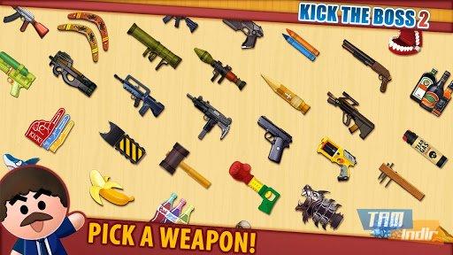 Kick the Boss 2 Ekran Görüntüleri - 2