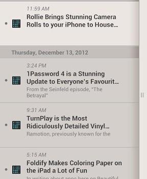 Press (Google Reader) Ekran Görüntüleri - 2