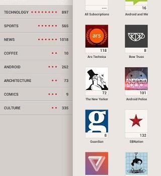 Press (Google Reader) Ekran Görüntüleri - 7