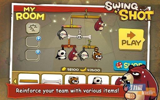 Swing Shot Ekran Görüntüleri - 5