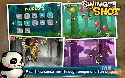 Swing Shot Ekran Görüntüleri - 4