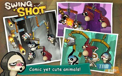 Swing Shot Ekran Görüntüleri - 2