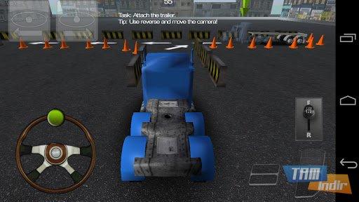 Truck Parking 3D Ekran Görüntüleri - 2