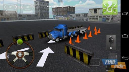 Truck Parking 3D Ekran Görüntüleri - 1