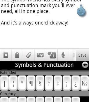 TypeSmart 2.0 Keyboard FREE Ekran Görüntüleri - 3