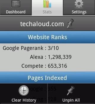 WebRank SEO Ekran Görüntüleri - 4