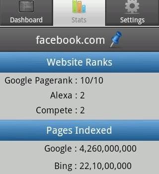 WebRank SEO Ekran Görüntüleri - 2