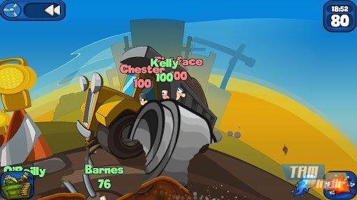 Worms 2: Armageddon Ekran Görüntüleri - 6